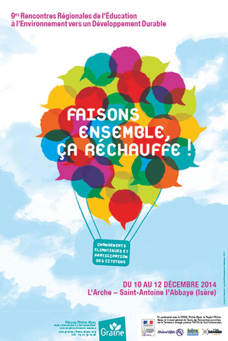 Graine Rhône-Alpes éducation à l'environnement
