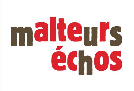 malteurs échos logotype